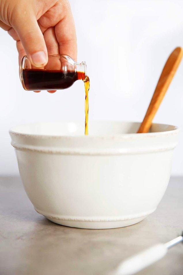 19. Vanilya tatlandırıcıları kimi zaman kunduzların idrarından yapılır.