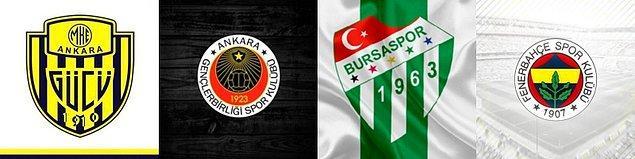 Beşiktaş'ın en çok gol attığı 3 takım: