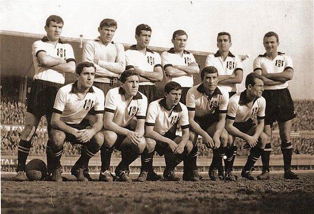 En uzun maç kazanma serisi: 13 maç (21.11.1959-13.02.1960)