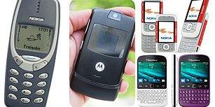 Nerden Nereye Be! 2000'li Yılların Efsane Telefonlarını Beraber Yâd Edelim