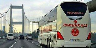 Türkiye'nin En Köklü Otobüs Firmalarından Pamukkale İçin Verilen İflas Kararı Kaldırıldı