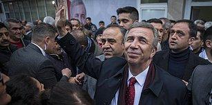 Ankara Büyükşehir Belediye Başkanı Mansur Yavaş: 'İntikam Amacıyla Bir Hareketimiz Olmaz'