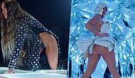 Yeni Çıkan Klibinde Sigortalattığı Poposuyla Yürek Hoplatan Seksi Şarkıcı Jennifer Lopez