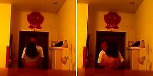 Bozulduğunu Düşündüğü Yol Kamerasını Evde Bırakınca 20 Yıllık Eşini Aldatırken Yakalayan Adam