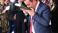 Bolu Belediye Başkanı Özcan Suriyelilere Yardımı Kesti, Ağrı Belediye Başkanı Sayan Suriyelileri Ağrı'ya Davet Etti