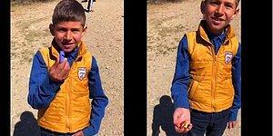 Türkiye'nin En Ünlü Hakemlerinden Hakem Olmak İsteyen Küçük Yunus'a Anlamlı Hediye