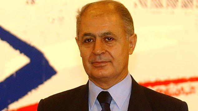 1. Ahmet Necdet Sezer - Afyonkarahisar