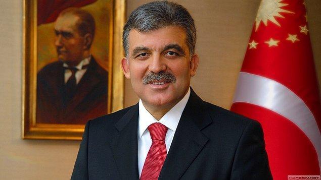 2. Abdullah Gül - Kayseri
