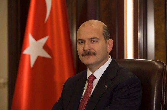 16. Süleyman Soylu - Trabzon
