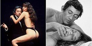 Yatak Odası Seslerini Kaydederek Kendi Orgazmlarını Şarkı Hâline Getiren Erotik Aşıklar: Jane Birkin ve Serge Gainsbourg
