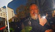 Wikileaks Kurucusu Julian Assange Tutuklandı