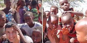 Kendilerini İlk Defa Kamerada Gören Afrikalı Çocukların Muhteşem Anları!