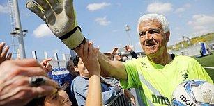 Profesyonel Maçta Forma Giyen En Yaşlı Oyuncu Olan 73 Yaşındaki Adam: Isaak Hayik