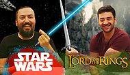 Film Muhabbeti: Kara Delik, Star Wars, Yüzüklerin Efendisi, Geleceğe Dönüş, Babam ve Oğlum