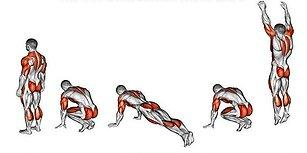 Yalnızca 15 Dakikanızı Ayırarak Yapabileceğiniz Tüm Vücudunuzu Çalıştıracak Egzersizler