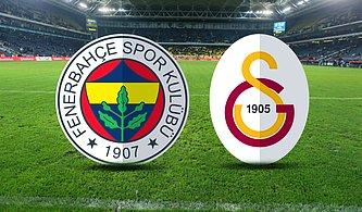 Fenerbahçe ve Galatasaray 391. Kez Karşı Karşıya! 110 Yıllık Rekabetin İstatistikleri
