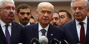 MHP Lideri Bahçeli'den Ekrem İmamoğlu Yorumu: 'Bundan Belediye Başkanı Olmaz'