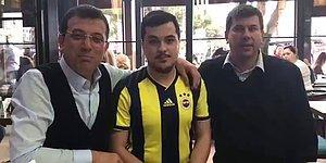 Ekrem İmamoğlu, Mitinginde 'Fenerbahçe Maçına Seninle Gitmek İstiyorum' Diyen Gençle Fenerbahçe-Galatasaray Maçına Gidecek
