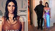 Kim Kardashian İlaç Almayı Reddeden Bipolar Eşi Kanye'nin Ataklarıyla Nasıl Başa Çıktığını Anlattı!