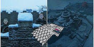 Game of Thrones Evreninde Her Karakteriyle Gönül Tahtımıza Kurulmuş Stark Hanesinin Biricik Yuvası: Winterfell