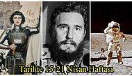 Şeyh Said Yakalandı, Almanlar Londra'yı Bombaladı... Tarihte 15-21 Nisan Haftası ve Yaşanan Önemli Olaylar