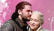 Kimin Kralı Bu! Dillere Destan Aşk Yaşayan Jon Snow ve Khaleesi'yle İlgili 14 Komik Paylaşım