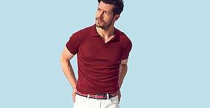 Günlük Yaşantınıza Şıklık Katacak Polo Yaka Tişörtler 19,95 TL'den Başlayan Fiyatlarla!