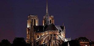 Notre-Dame Katedrali'nde 91 Yıl Önce Bugün Yapılan Yangın Tatbikatı Görüntüleri