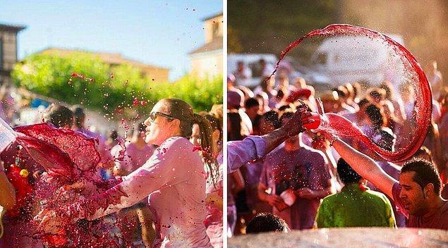 9. Şarap Savaşı, İspanya