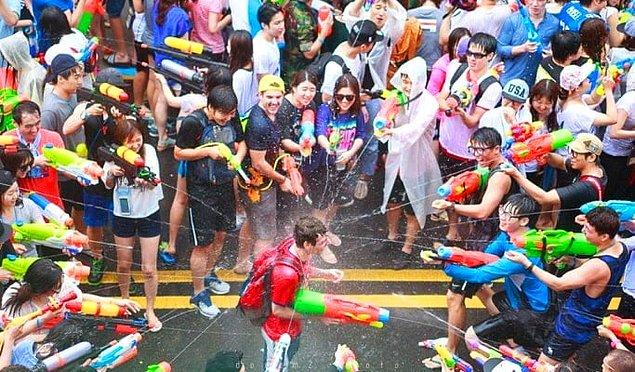 10. Su Tabancası Festivali, Güney Kore