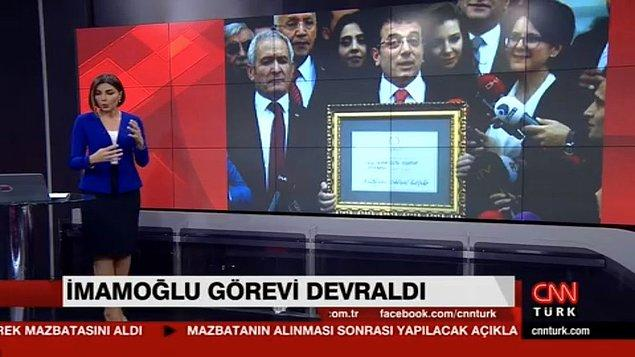 Sosyal medyadaki bu troll olayı televizyon kanallarına da yansıdı. Türkiye'nin en çok izlenen kanallarından birisi olan Cnn Türk, bu troll fotoğrafı paylaştı. :)