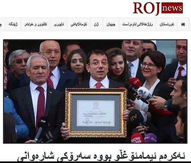 Görüntüyü paylaşan bir yabancı haber sitesi daha. :)