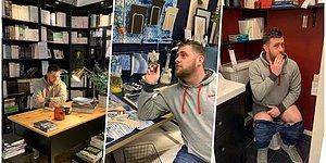 Tinder'da Eşleştiği Adamın Mobilyalarından Etkilenip, Fotoğrafların Ikea'da Çekildiğini Fark Edince Dumur Olan Kadın