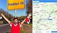 Benfica'nın UEFA Avrupa Ligi Maçı İçin Yanlış Frankfurt'a Giden Taraftarın Trajikomik Hikayesi