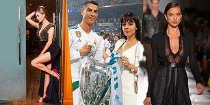 Rus Sunucu Viktoriya Bonya'dan İlginç İddia: Cristiano Ronaldo'nun İlişkileri Reklam Amaçlı ve Sözleşmeli