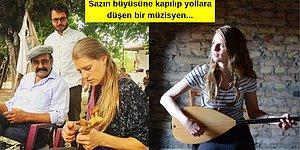 Bu Toprakların Sazına, Deyişlerine ve Türkülerine Gönül Vermiş Polonyalı Müzisyen Petra'nın Hikayesini Okuyunca Ayakta Alkışlayacaksınız!