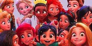 Sevdiğin Yemekleri Seç Hangi Disney Prensesi Olduğunu Söyleyelim!