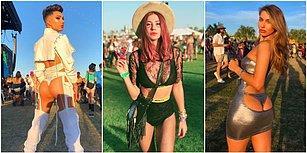 Modaya Yön Veren Coachella Festivali İç Çamaşırı ve Bikinileri Birer Kıyafet Trendi Hale Getiriyor