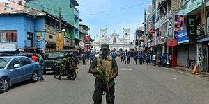 Sri Lanka'da 8 Ayrı Noktaya Terör Saldırısı: Can Kaybı Artıyor