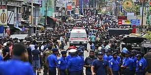 Sri Lanka'da 8 Ayrı Noktaya Terör Saldırısı: Can Kaybı 300'e Yaklaştı