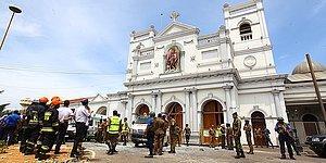 Sri Lanka'da Kiliselere ve Otellere Bombalı Saldırı: Can Kaybı 156'ya Yükseldi