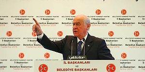 Bahçeli: 'İstanbul'da Seçimin Tekrarı Beka Meselesidir'