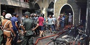 Sri Lanka'da 8 Ayrı Noktaya Terör Saldırısı: Can Kaybı 207'ye Yükseldi