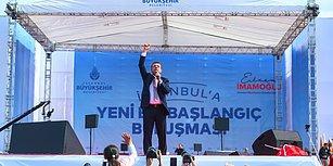 İmamoğlu Maltepe'de Konuştu: 'Kılıçdaroğlu'na Saldıranlar Talimat Almış Kişilerdir'
