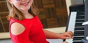 Piyanonun Parlak Çocuğu: Dünya Birinciliği Gururu Yaşayan 9 Yaşındaki Nisan, İtalya'daki Yarışmaya Hazırlanıyor