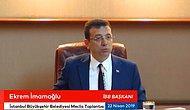 İmamoğlu Başkanlığında İlk İBB Toplantısı Sosyal Medyadan Canlı Yayınlandı