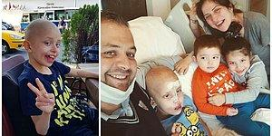 Hoşça Kal Komutan! Beyin Tümörüne Karşı Verdiği Mücadeleyle Tüm Hastalara Umut Olan Ahmetcan'ı Kaybettik