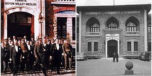 Cumhuriyetimizin Temellerinin Atıldığı, Tarihimizin En Mühim Yapılarından Birinci Türkiye Büyük Millet Meclisi Binasının Öyküsü