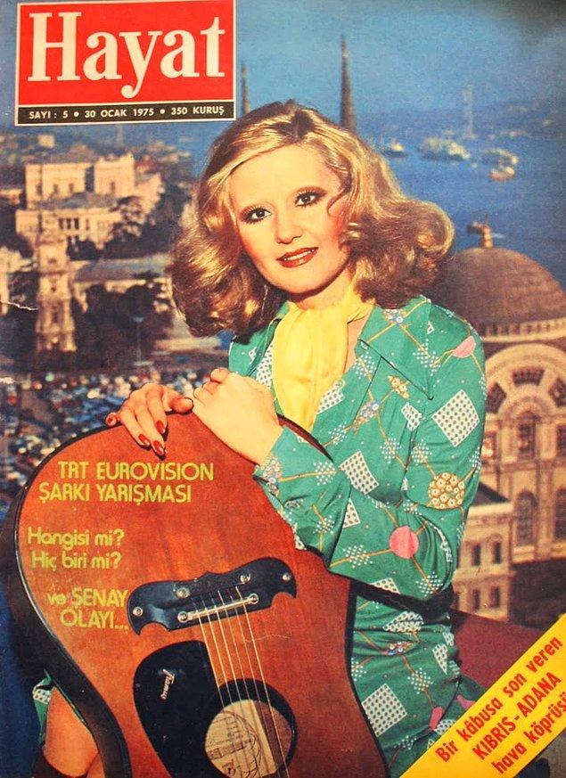 1980 yılında yazdığı bu şarkının sözleri anlamsızdı ama müziği evrenseldi, büyük ilgi gördü. 'Honki Ponki' ile aynı adlı albüm, satış rekorları kırdı. Bu plağın dünya hakları Hollandalı CNR firması tarafından alındı.