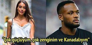Beşiktaşlı  Cyle Larin Çukur İzlerken Beğendiği Dilan Çiçek Deniz'e Instagram'dan Yürüdü mü?